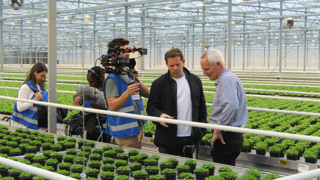 Vitacress features on Channel 4's Food Unwrapped